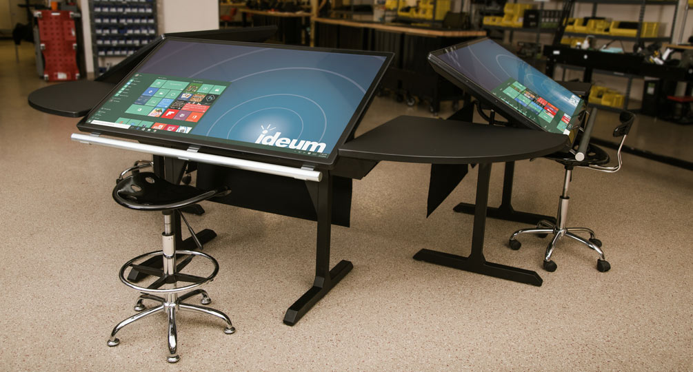Multiple Displays Create A Shared Group Experience