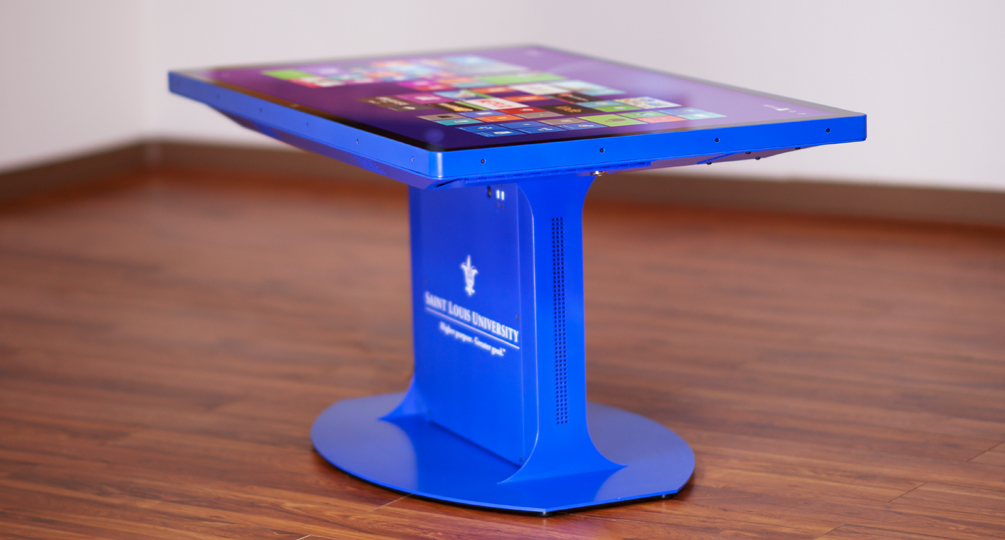 Custom Touch Tables & Touch Walls