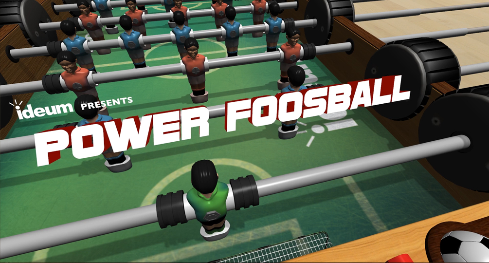 Power Foosball (Video)