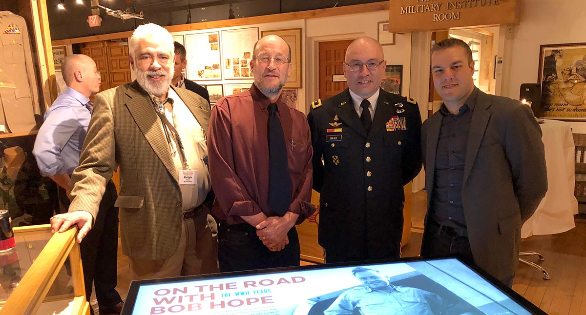 New Mexico Military Museum Honors Local Soldiers