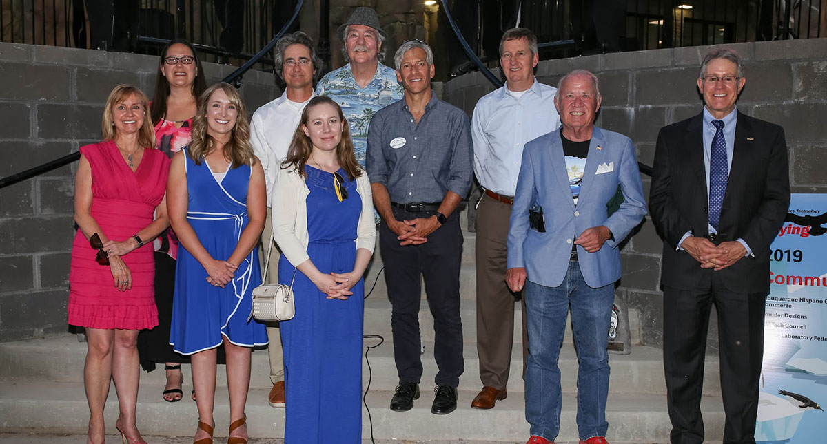Ideum Named One of New Mexico's 2019 Flying 40 Organizations