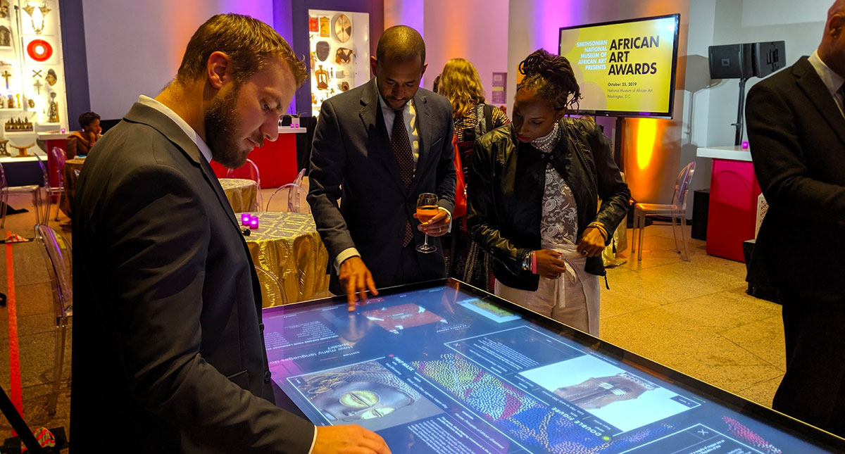 African Art Awards at Smithsonian National Museum of African Art