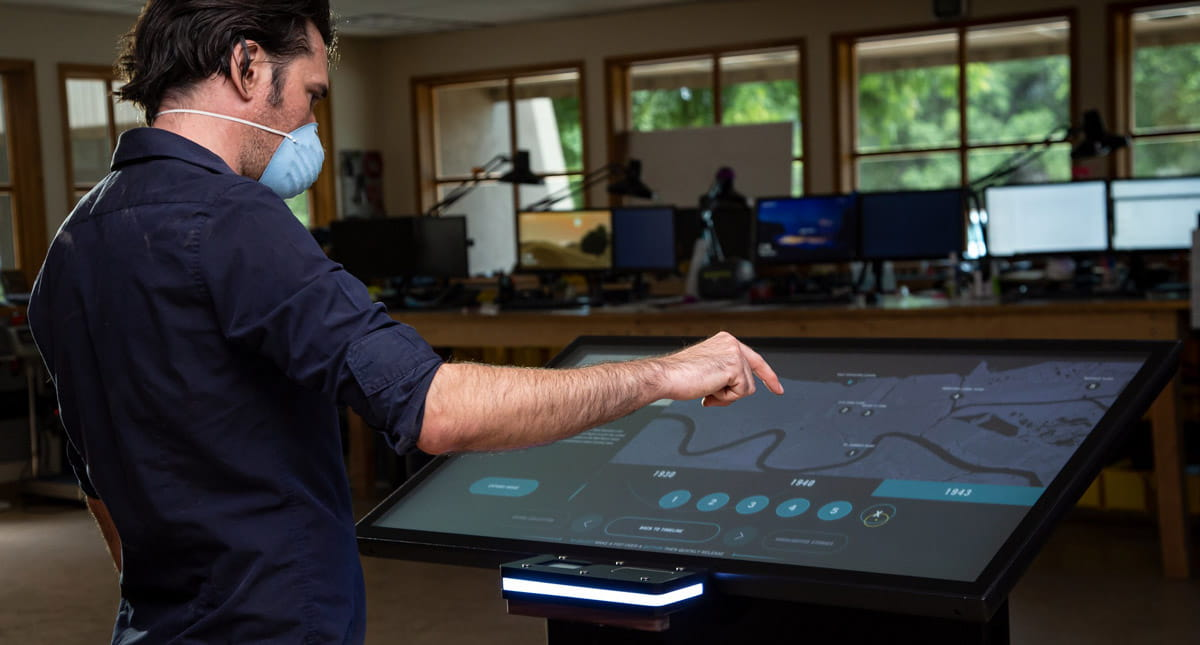 Touchless Gesture-Based Exhibits, Part Three: Touchless Design