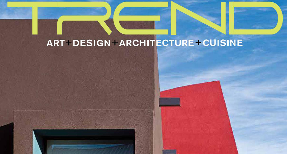 Ideum Featured in Trend Design Magazine