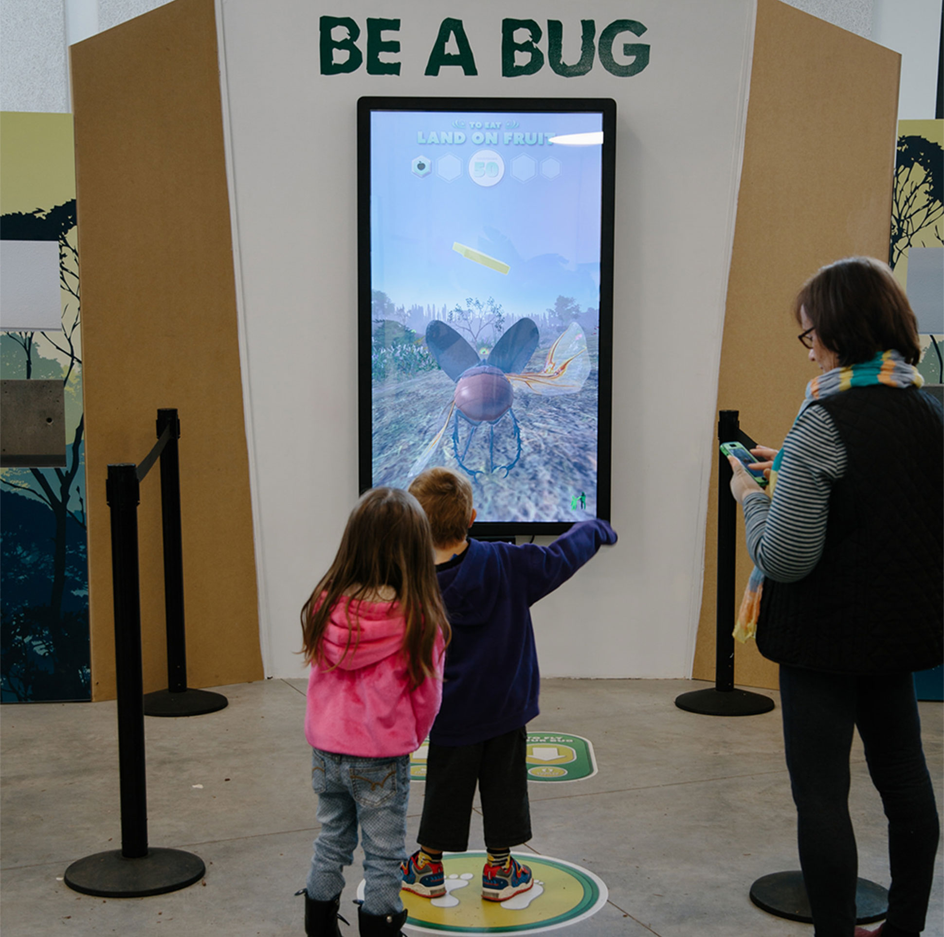 Be A Bug