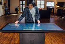 Multitouch Tables & Displays